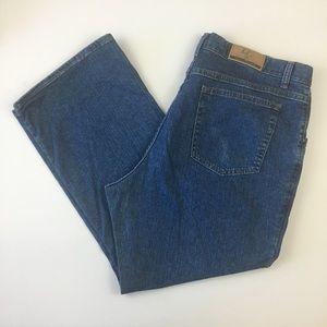 VF Jeanswear Blu Jeans wide leg 16W petite
